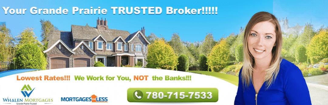 Mortgage Broker Grande Prairie