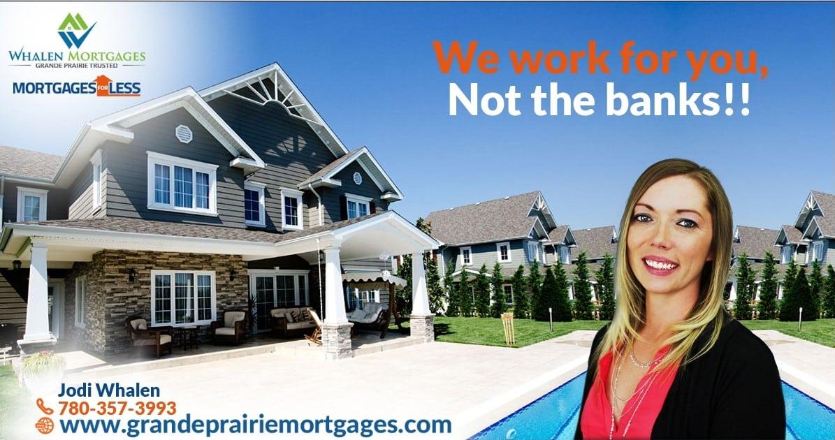 Mortgage Broker Grande Prairie : Grande Prairie Mortgage