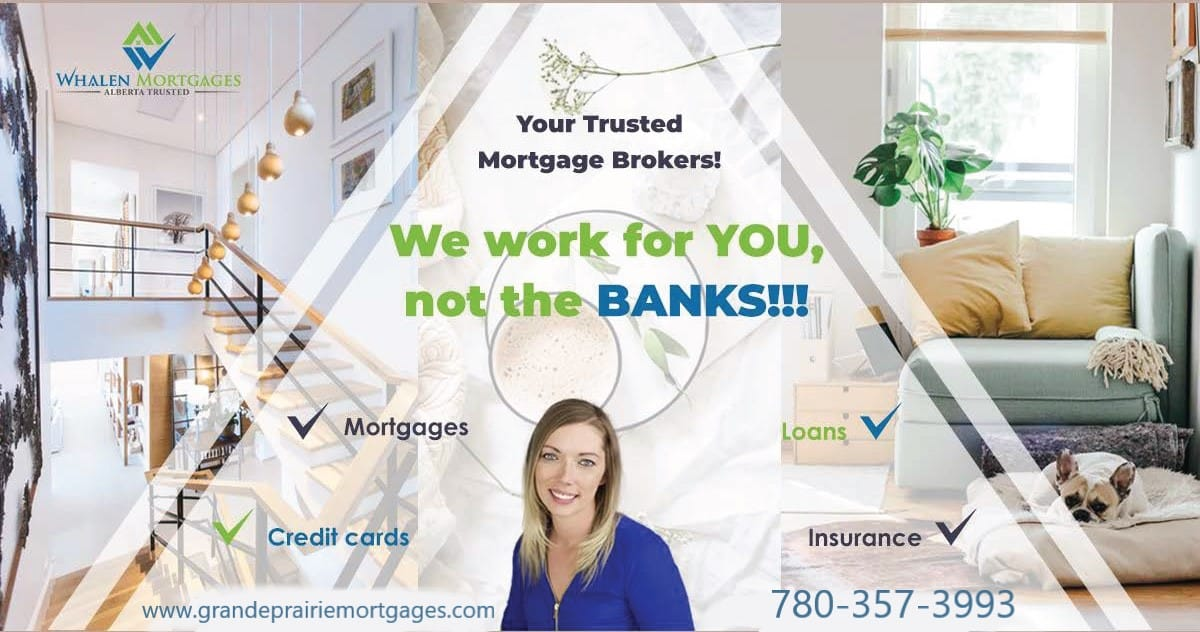 Mortgage Broker Grande Prairie | Trusted Grande Prairie Mortgage Broker